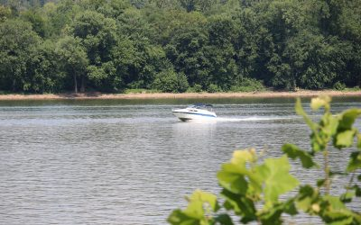 On the banks of the Ohio River . . .