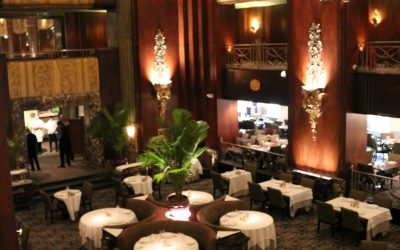 An elegant evening at the Cincinnati Netherland Hilton